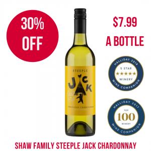 Steeple Jack Chardonnay