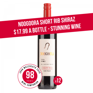 Noogoora Short Rib Shiraz