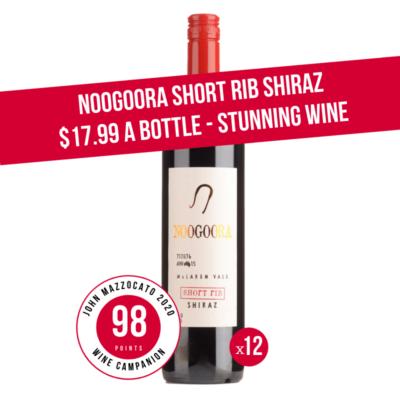 Noogoora Short Rib Shiraz