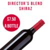 Directors Blend Shiraz Cleanskins