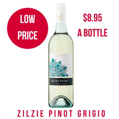 Zilzie Pinot Grigio