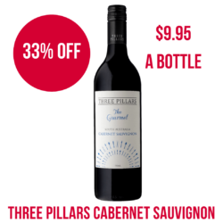 Three Pillars Cabernet