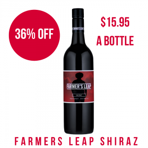 Farmers Leap Shiraz