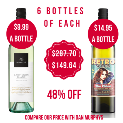 Nepenthe Wine Deal
