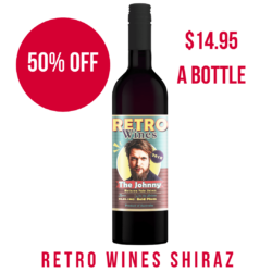 Retro Wines The Johnny