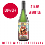 Retro Wines The Jackie Chardonnay