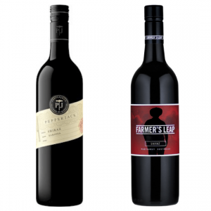 Pepperjack Shiraz Wine Deal