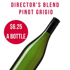 Directors blend pinot grigio
