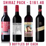 Pepperjack Shiraz Pack Sale