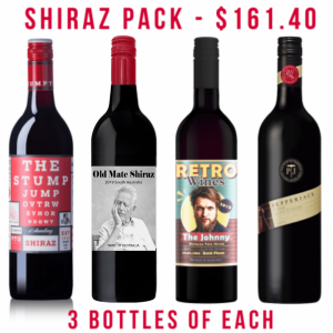 Pepperjack Shiraz Pack Sale