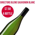Directors Blend Sauvignon Blanc Cleanskins