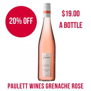 Paulett Grenache Rose