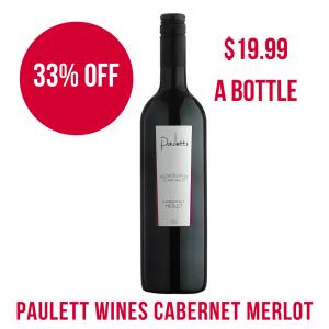 Paulett Polish Hill Cabernet Merlot