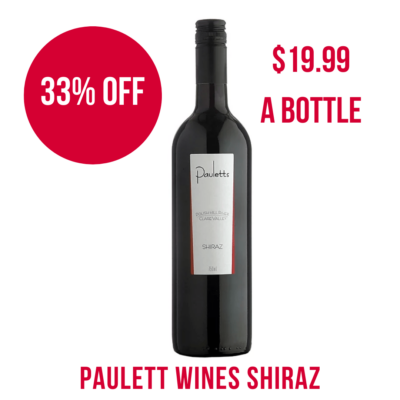 Paulett Polish River Shiraz