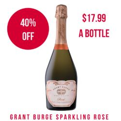 Grant Burge Sparkling Rose