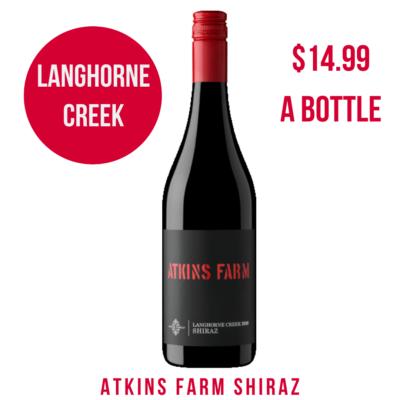 Atkins Farm Shiraz