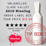 unlabelled Riesling