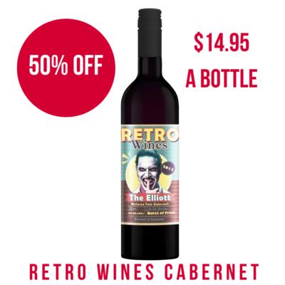 Retro Wines The Elliott