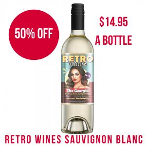 Retro Wines The Georgia