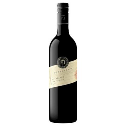 Pepperjack Shiraz 750Mls Red Wine per Bottle