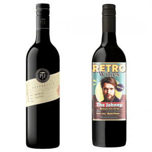 Pepperjack Shiraz with Johnny Shiraz