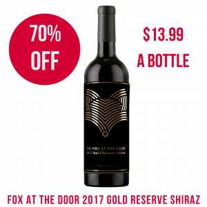 Fox at The Door Shiraz