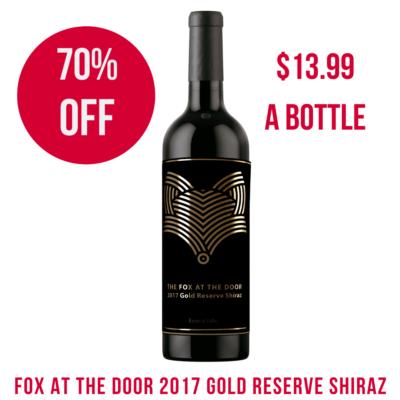 Fox at The Door Shiraz