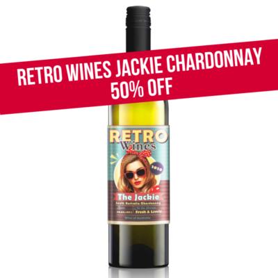 Retro Wines The Jackie Chardonnay