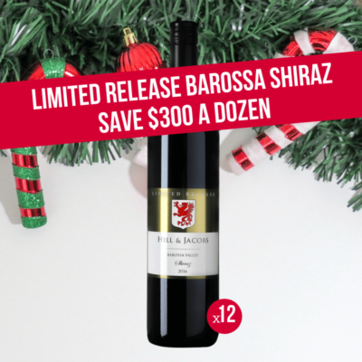 Hill and Jacobs Shiraz