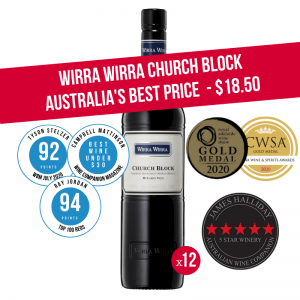 Wirra Wirra Church Block