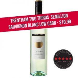 Trentham Low Carb White