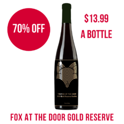 Fox at the Door Riesling