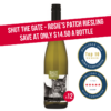 Shut The Gate Watervale Riesling