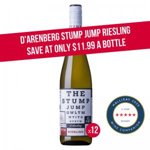 D'arenberg Stump Jump Riesling