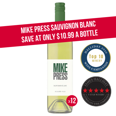Mike Press Sauvignon Blanc