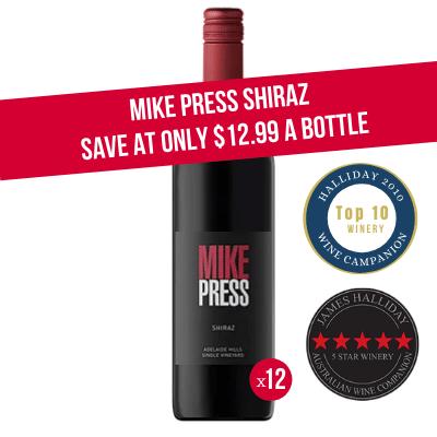 Mike Press Shiraz