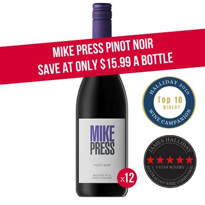 Mike Press Pinot Noir