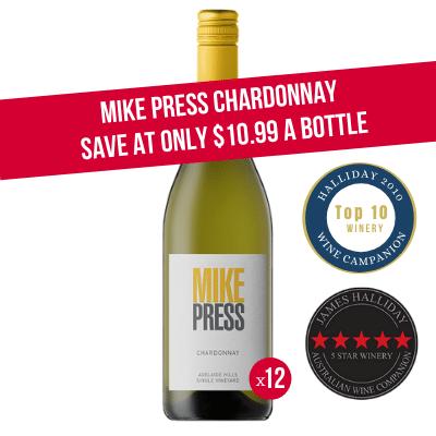Mike Press Chardonnay