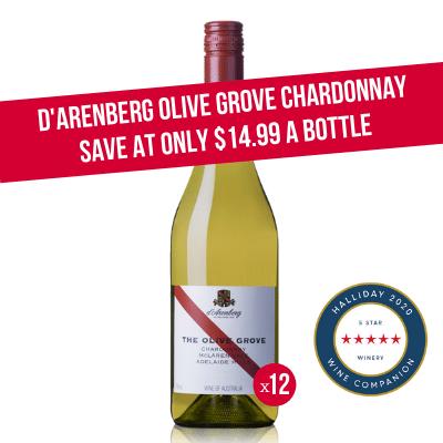 d'arenberg Olive Grove Chardonnay