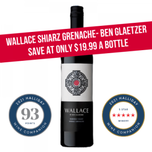Glaetzer Wallace Shiraz Grenache