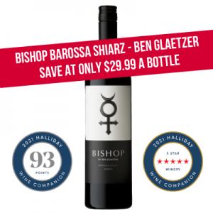 Glaetzer Bishop Shiraz