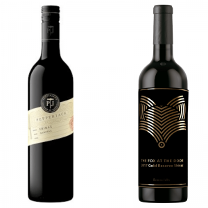 Pepperjack Shiraz with Fox Shiraz