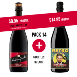 Sparkling Shiraz Pack